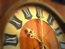 Old Clock Royalty Free Stock Image