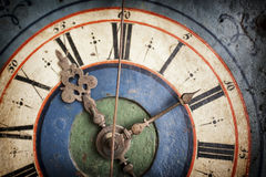 Old clock Stock Image