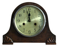 Old antique Clock Royalty Free Stock Photos