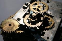 Old clock mechanic Royalty Free Stock Photo