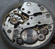 Free Old Clock Mechanism Stock Photo - 20423580