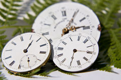 Old clock´´s Stock Image