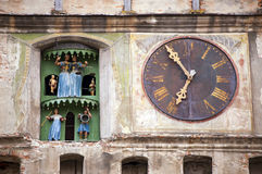 Free Old Clock Tower Royalty Free Stock Photo - 19403905