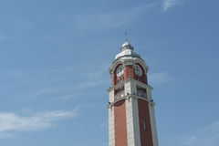 Old clock tower Royalty Free Stock Photos