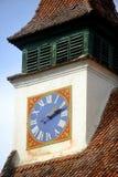 Old clock tower Stock Photos