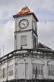 The old clock tower of Phuket town Stock Photo