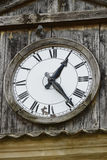 Old clock Stock Photography