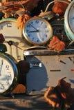 Old Clocks v.2 Stock Photography