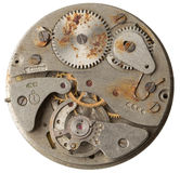 Old clockwork Stock Photography