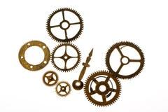 Old clockwork mechanism Stock Photography