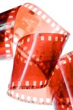 Old close-up film Royalty Free Stock Photo