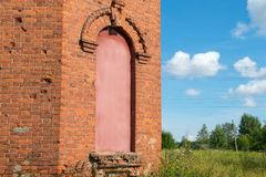Old closed window Royalty Free Stock Images