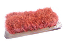 Old clothes (shoe) brush Stock Image