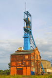 Old Coal Mine Shaft Royalty Free Stock Images