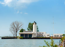 Free Old Coast Guard Building Royalty Free Stock Photos - 60783468