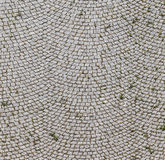 Old cobble stone street Royalty Free Stock Images