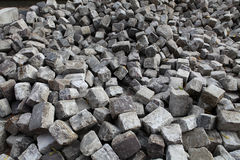 Old cobblestone Royalty Free Stock Image