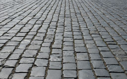 Old cobblestone pavement. Stock Photography