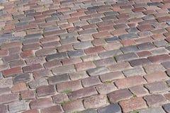 Old cobblestone road Stock Image