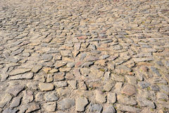 An old cobblestone street Stock Images