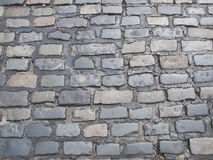 Old cobblestone texture Royalty Free Stock Photos