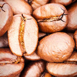 Old Coffee Beans Background Royalty Free Stock Photo