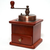 Old coffee grinder Royalty Free Stock Images