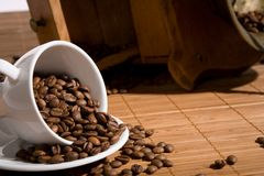 Free Old Coffee Grinder Stock Photo - 7117990