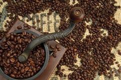 Free Old Coffee Grinder Stock Image - 9066791