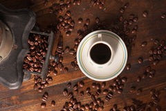 Old coffee grinder, Stock Photos