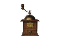 Old coffee grinder Royalty Free Stock Photos