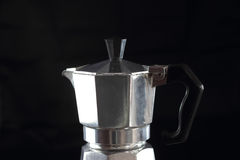 Old coffee maker Royalty Free Stock Image