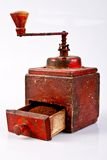 Old coffee mill Royalty Free Stock Photography