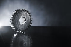 Old Cog Royalty Free Stock Photography