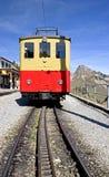 Old cog-wheel train 2 Stock Photo