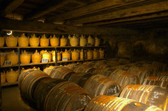 Old cognac. Cognac, France. Stock Photography