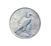 Old coin Royalty Free Stock Photos