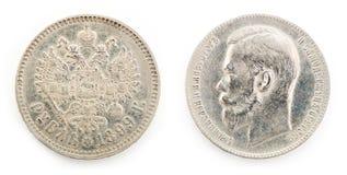 Old coin Stock Photos
