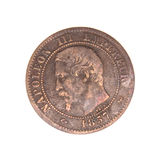 Old coin Royalty Free Stock Photo