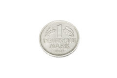 Old Coin of Germany 1978 Royalty Free Stock Photo