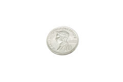 Old Coin of Philippine 1967 Royalty Free Stock Images