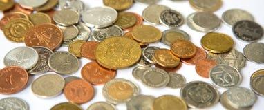 Old coins Stock Photos