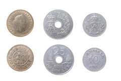 Old coins Danmark