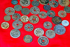 Old coins 8 Stock Photography