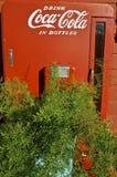 Old coke bottling machine Royalty Free Stock Image