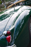 Old Collector Car Royalty Free Stock Photo