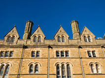 Old College, Aberystwyth University, Wales Stock Image