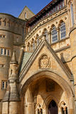 Old College close up Aberystwyth 1 Royalty Free Stock Photo