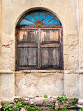 Old colonial art building in Bangkok Royalty Free Stock Image