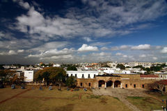 Old colonial city Royalty Free Stock Photography